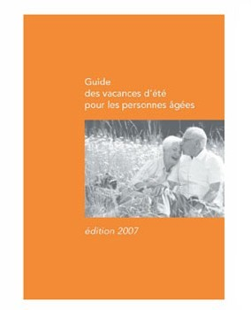 Vitalliance : 2ème édition de son guide des vacances d'été pour les personnes âgées