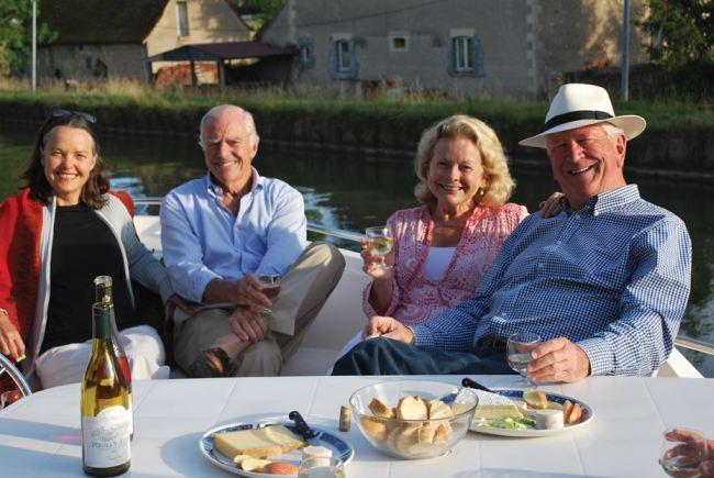 Croisière fluviale : partez à l'aventure en péniche avec Le Boat…