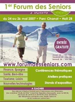 1er Forum des Seniors à Marseille : le rendez-vous des quinquas et plus en région PACA