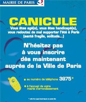 Canicule : Paris met en place ses mesures préventives et son plan d'action