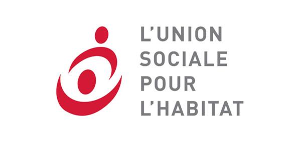 Logo de de l'Union sociale pour l'habitat (USH)