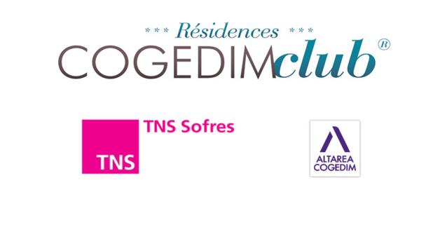 Baromètre 55+ par Cogedim Club et TNS Sofres