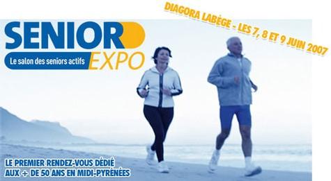 SeniorExpo : un nouveau salon à Toulouse à partir de jeudi prochain