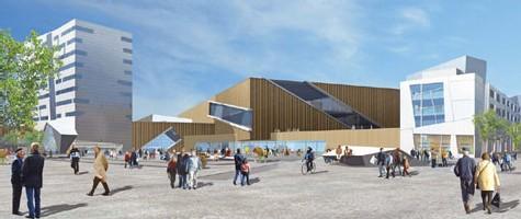 SeneCasita Westside : construction d'une maison de retraite dans un centre commercial (Suisse)