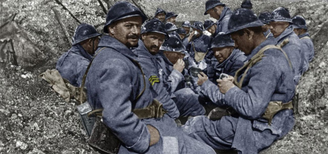 Le CNRS commémore le centenaire de la guerre de 14-18