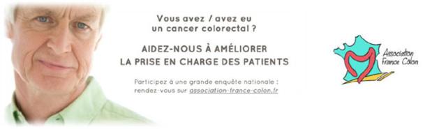 Cancer colorectal : lancement d'une grande enquête sur le vécu et les attentes des malades