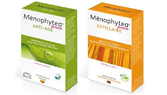 Ménophytea : deux nouveaux produits (peau et cheveux) pour les femmes de plus de 45 ans