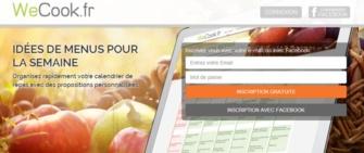 WeCook.fr : un e-coach pour une alimentation équilibrée