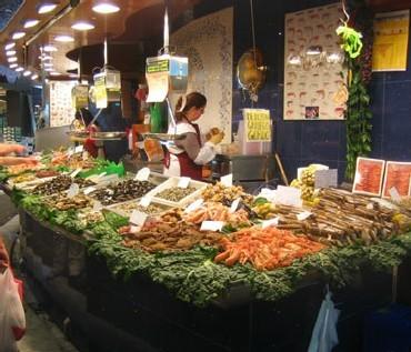 Les Omega 3 sont présents dans le poisson et les fruits de mer