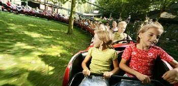 Papy et Mamy : entrée gratuite à Bellewaerde Park, Walibi Belgium et Aqualibi !