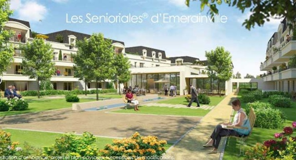 Les Senioriales d'Émerainville