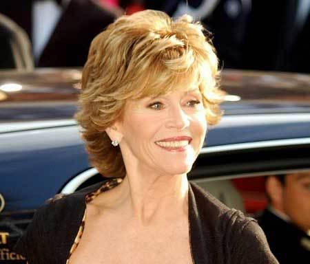 Jane Fonda envisage le tournage d'un film érotique avec des seniors