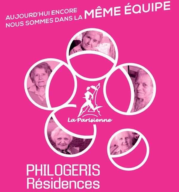 La Parisienne : Madeleine, 93 ans et Mirta, 89 ans, doyennes de la course