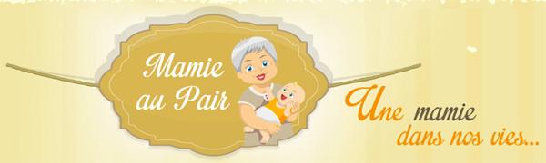 Mamie au pair : un nouveau site internet