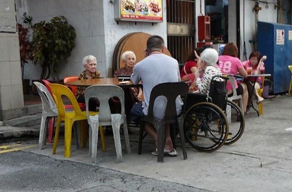 La Chine : un formidable marché des seniors