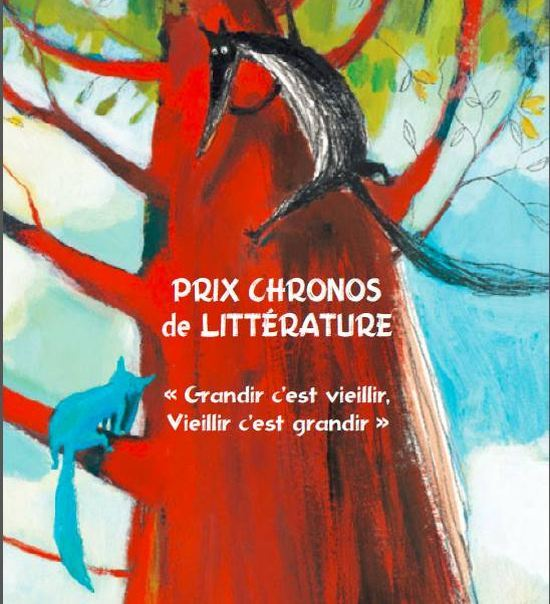 Prix Chronos : lancement de la 20ème édition