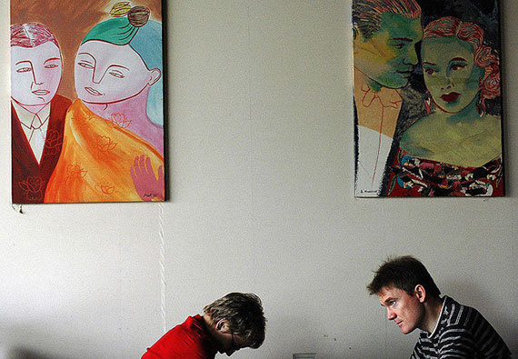 Three Couples © Peter Morgan via FlickR