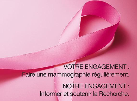 Octobre Rose 2014 © Le Cancer du Sein, Parlons-en !