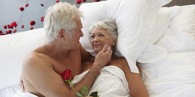 Une majorité de seniors continue à faire l'amour