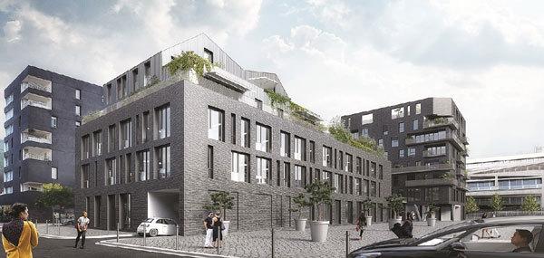 Nantes place des rables des logements qui s 39 adaptent aux diff rents ges de la vie - Chambre de commerce de nantes ...