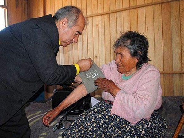 Pérou : Cahuana Gutierrez, elle touche sa première retraite à l'âge de 118 ans