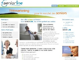 Seniorline : les seniors vendent aux seniors