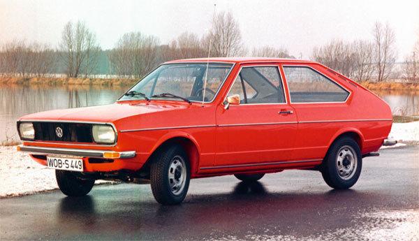 Passat Hatchback 1973