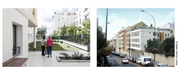 La résidence Gabrielle d'Estrées : une nouvelle maison de retraite à Charenton-le-Pont