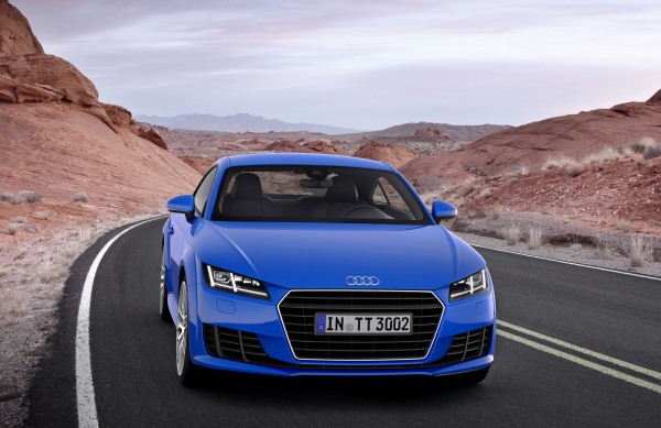 Audi TT 2.0 TFSI Quattro