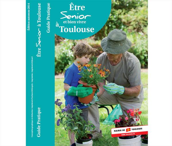 Toulouse : parution d'un guide pour les seniors