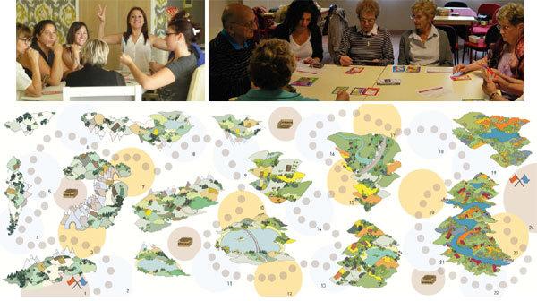 Regain : un jeu de société pour favoriser le bien vieillir auprès des seniors