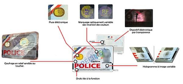 Arnaque aux aînés : les trucs pour reconnaitre une vraie carte de police