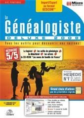 Le Généalogiste Deluxe 2008