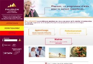 Pharaon : un programme et un site Internet pour les hypertendus