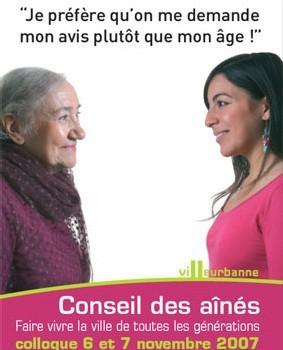 Faire vivre la ville de toutes les générations : thème d'un colloque les 6 et 7 novembre prochains à Villeurbanne