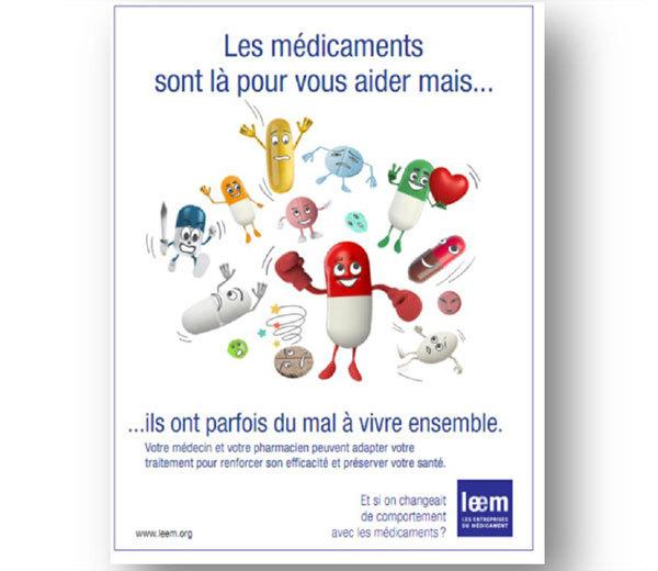 LEEM : lutter contre la iatrogénie médicamenteuse des seniors (partie 1)