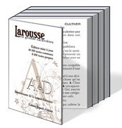 Dictionnaire Larousse grands caractères