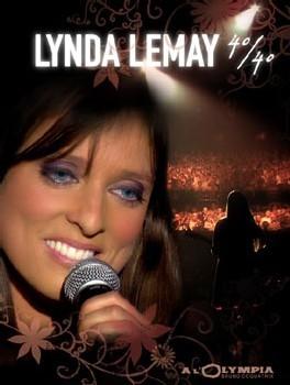 Lynda Lemay : avec 40/40, l'artiste québécoise sort le premier DVD de toute sa carrière