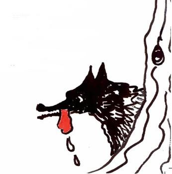 Pierre et le loup (dessins de Valérie Lemercier)