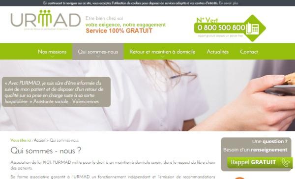 URMAD : une association lilloise qui favorise le maintien à domicile des aînés