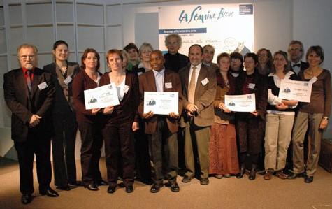 Semaine Bleue : cinq projets récompensés pour l'édition 2007