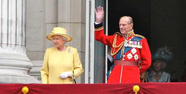 Le couple royal britannique a fêté ses noces de diamants, soit 60 ans de vie commune