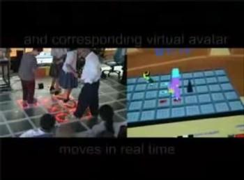 Age Invaders : un jeu vidéo intergénérationnel pour qu'enfants et seniors jouent ensemble