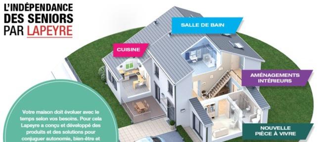 Maison-accessible.lapeyre.fr : accès à l'accessibilité en quelques clics