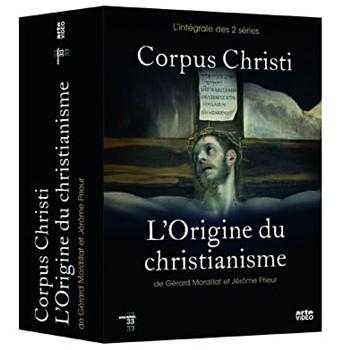 Corpus Christi et l'Origine du Christianisme : un coffret DVD édité par Arte Vidéo