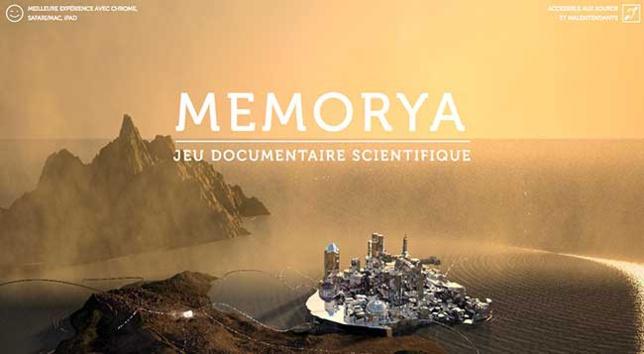 Memorya : une exposition virtuelle sur la mémoire sous toutes ses formes