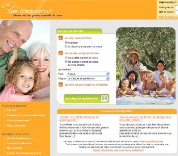 Super-grandparents.fr : un site Internet pour renouer des liens intergénérationnels