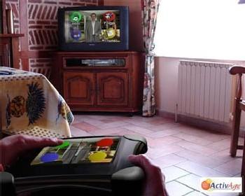 ActivAge souhaite favoriser l'utilisation de services interactifs par le biais d'un téléviseur