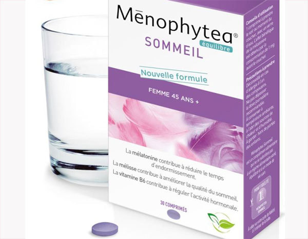 Ménophytea Sommeil : nouvelle formule pour femmes ménopausées...