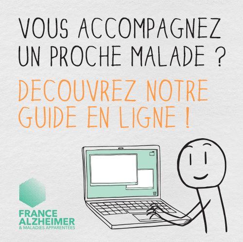 France Alzheimer : formation gratuite pour les aidants